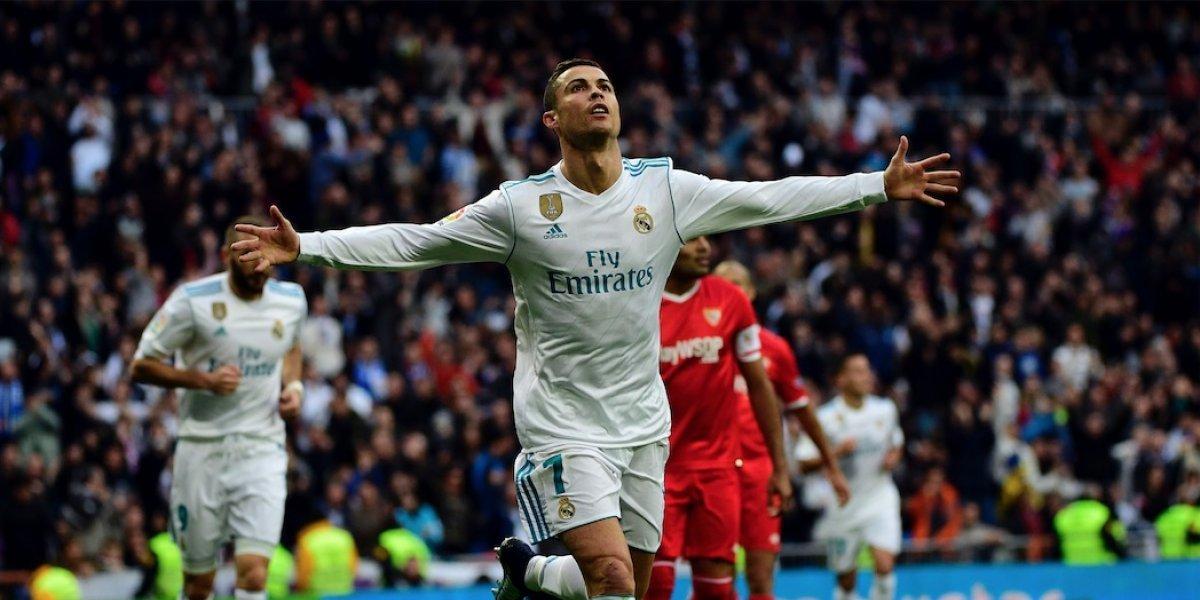 El Real Madrid da su primera gran goleada en la Liga en esta temporada