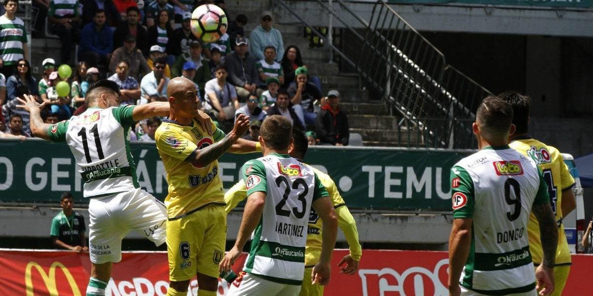 Deportes Temuco empata y queda a la espera por la Copa Sudamericana