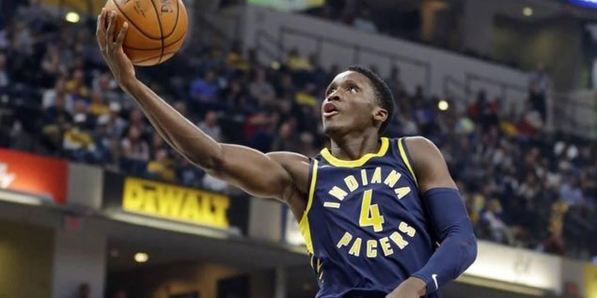 Pacers frenan racha de 13 triunfos de Cavaliers