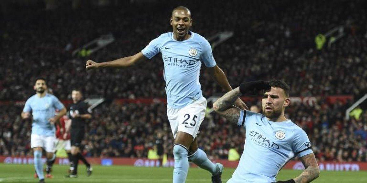 Medio campeonato en el bolsillo: El City sigue imparable tras vencer en el clásico al United