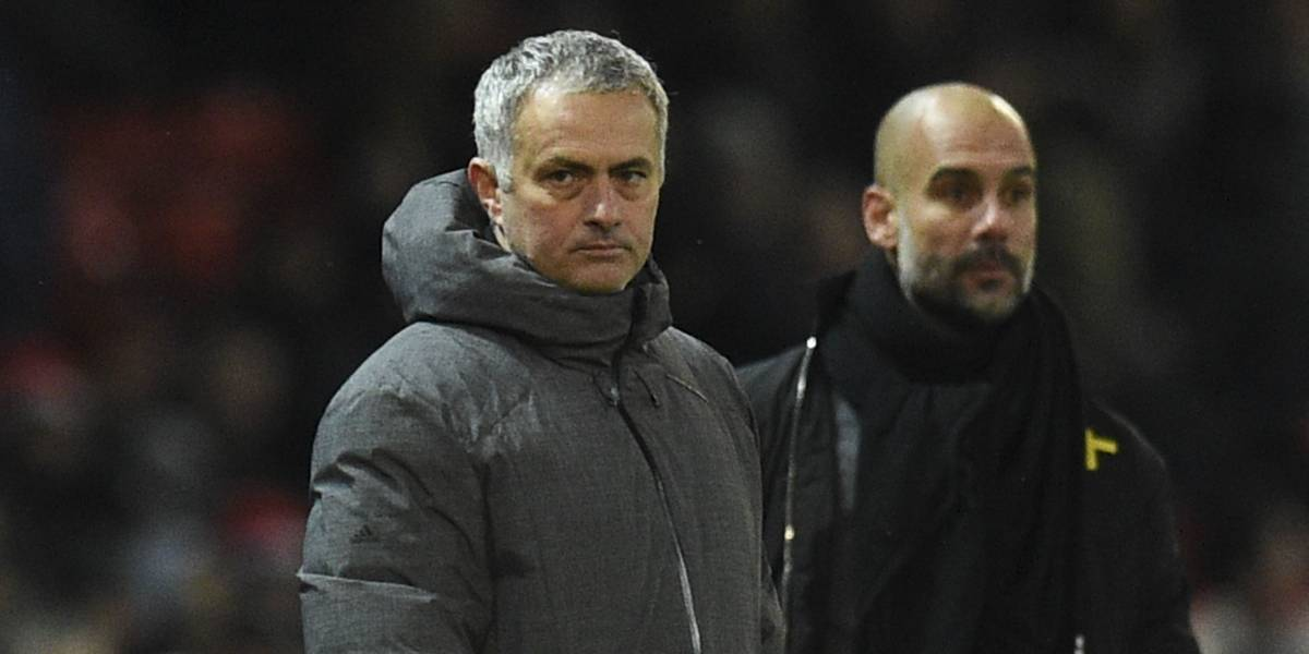 "Mourinho vuelve a perder un duelo directo ante ""Pep"" Guardiola"