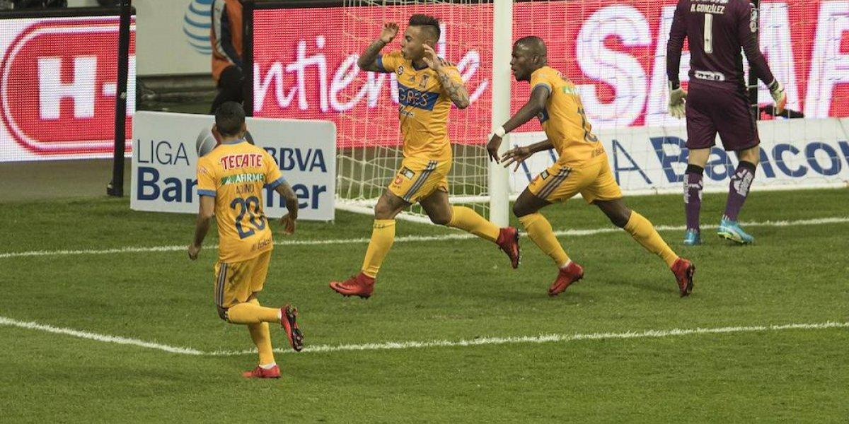¡Tigres campeón! Se coronan venciendo 2-1 a Monterrey