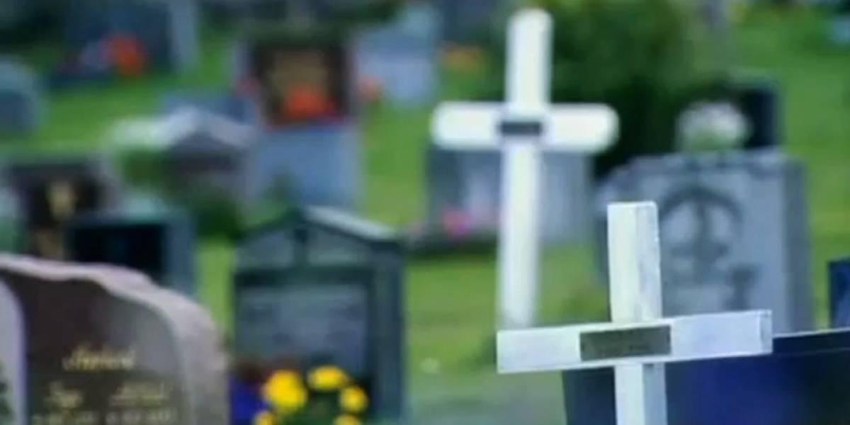 Encuentran huesos humanos sobre panteón de cementerio en Aguas Buenas