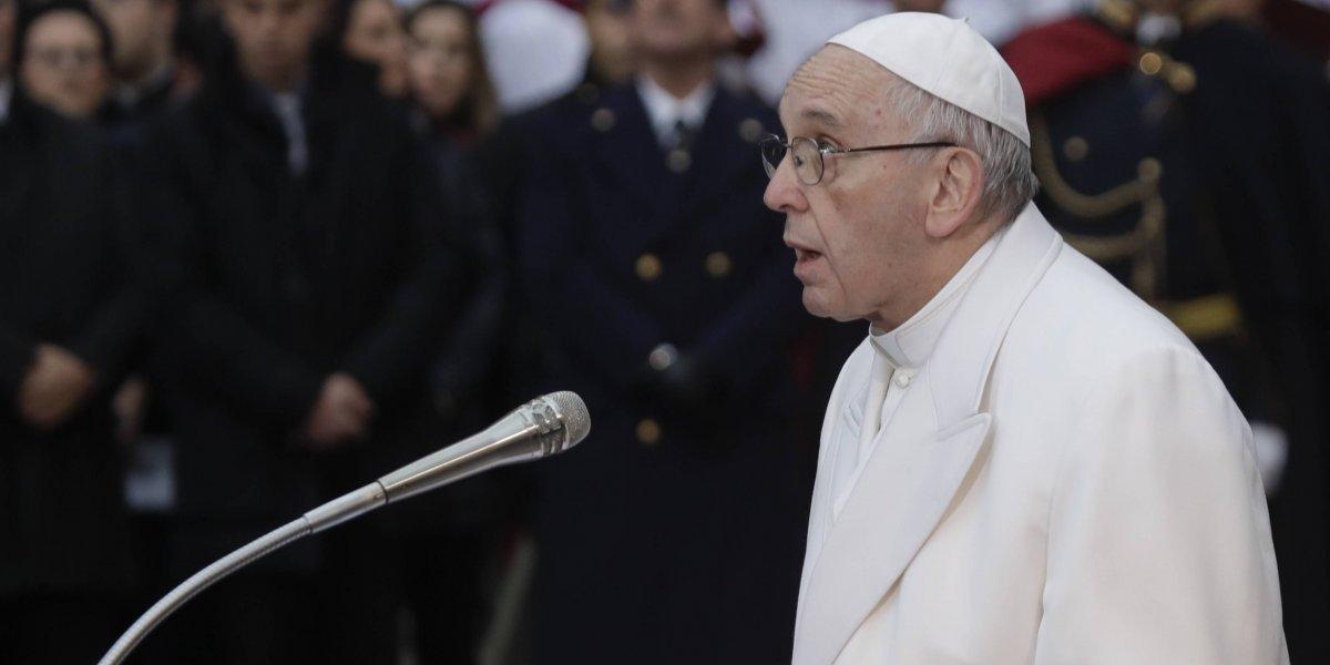 Papa Francisco apoya modificar el Padre Nuestro