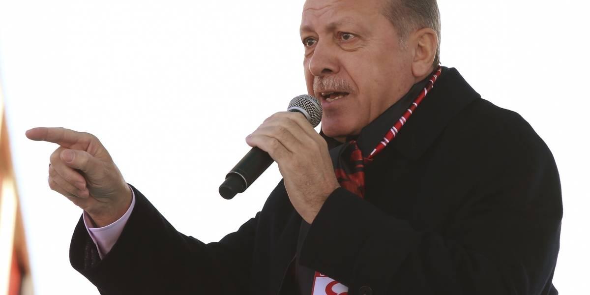 Turquía no dejará Jerusalén en manos de un 'Estado terrorista' como Israel: Erdogan