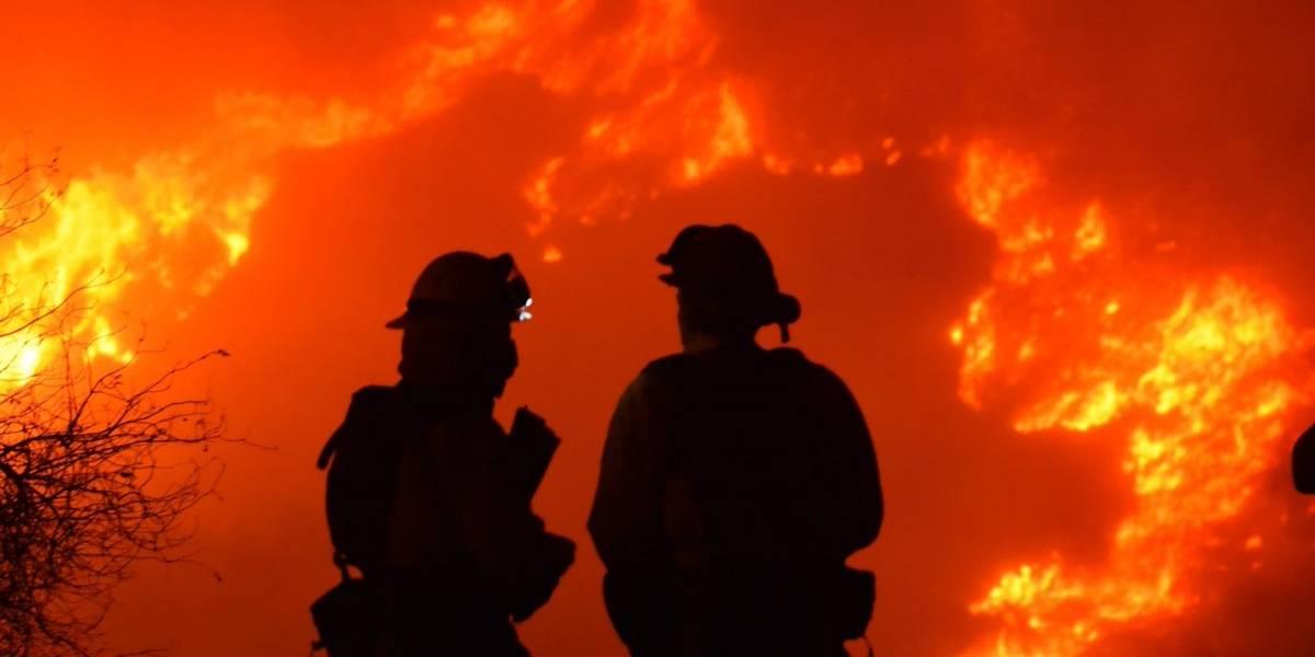 Nuevos incendios causan evacuaciones en California
