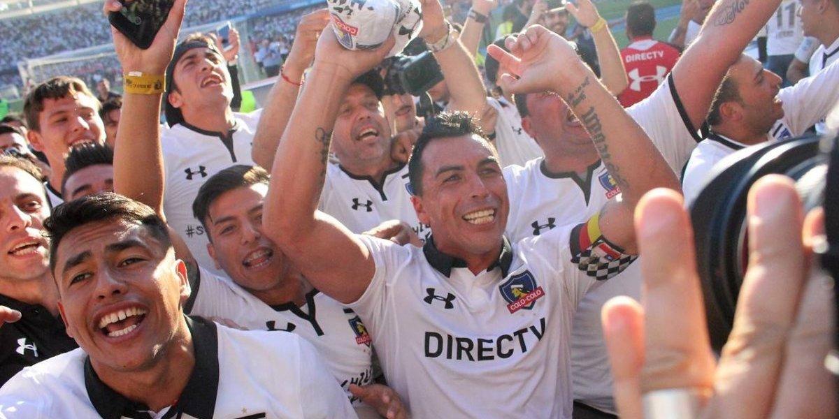 La arenga del plantel que cambió la actitud en Concepción y le dio el título a Colo Colo