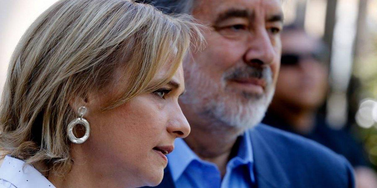Carolina Goic entrega su apoyo explícito a Alejandro Guillier