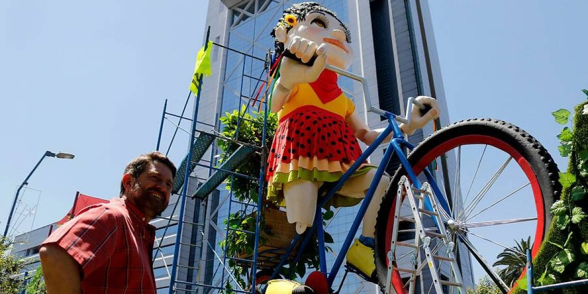 Bici - Bus y París Parade elevarán la calidad de vida de Santiago según intendente Orrego