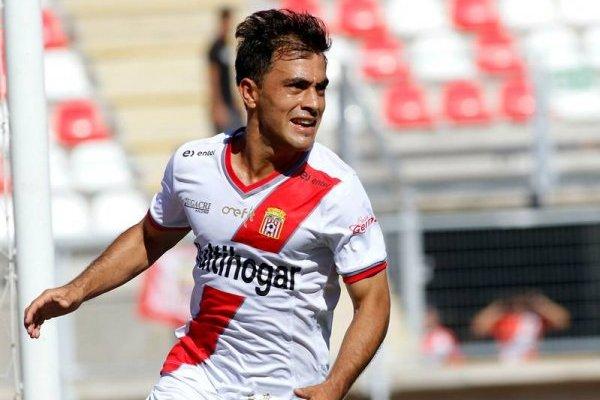 Alfredo Ábalos fue la figura de Curicó Unido en su retorno a Primera División en 2017 / Foto: Agencia UNO