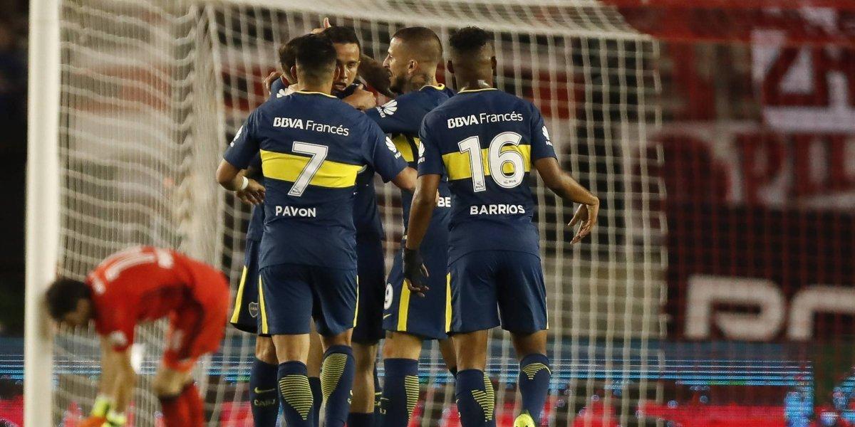 Boca quiere cerrar el año en la cima de la Superliga, venciendo a Estudiantes