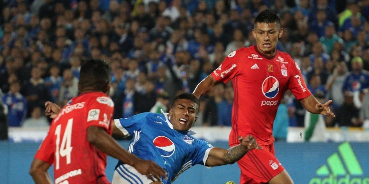 ¡La capital de fiesta! Millonarios y Santa Fe definirán el campeón de Colombia