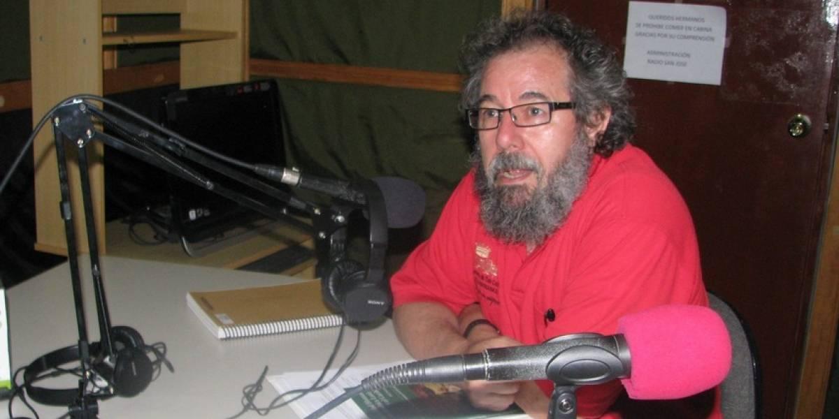 Apoyo del sacerdote Mauro Verzeletti a migrantes será reconocido por la PDH