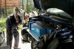 Los automóviles utilizan baterías de litio.