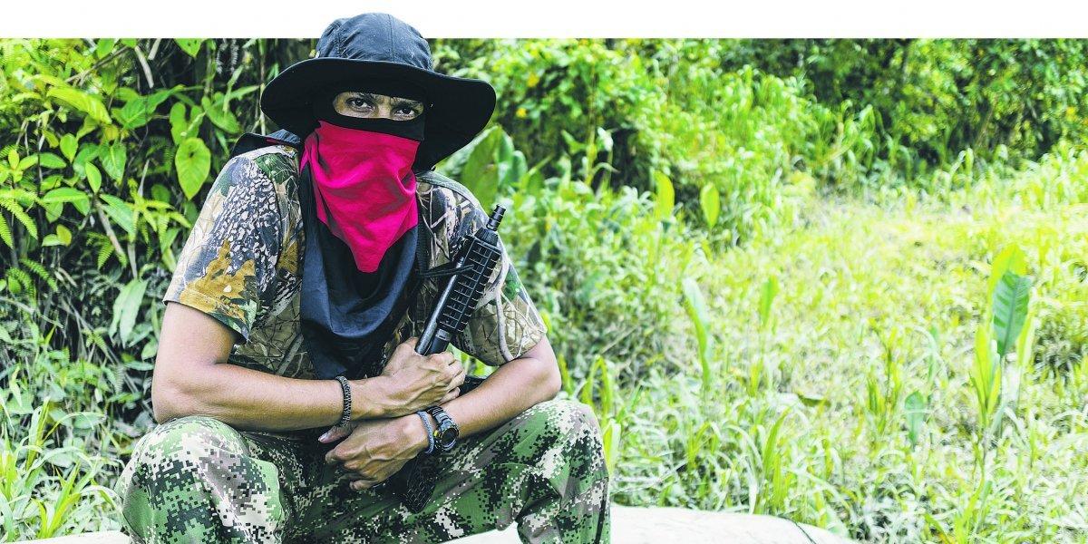 """Comandante 'Uriel': """"Entendemos que la revolución ya no está de moda"""""""