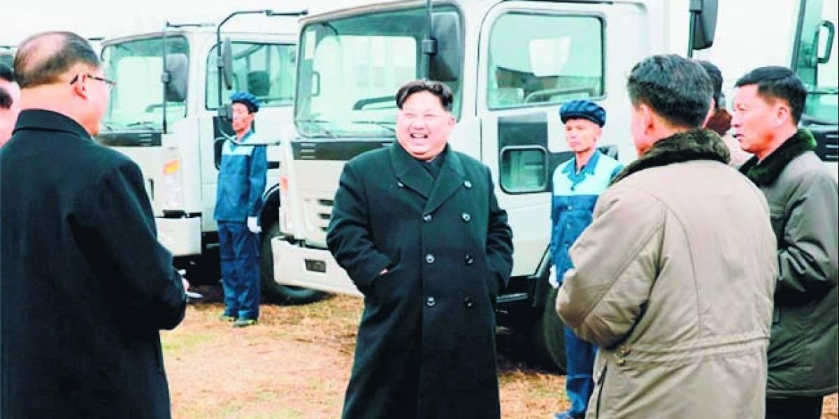 """Corea del Norte. Bloqueo marítimo lo tomará como """"declaración de guerra"""""""