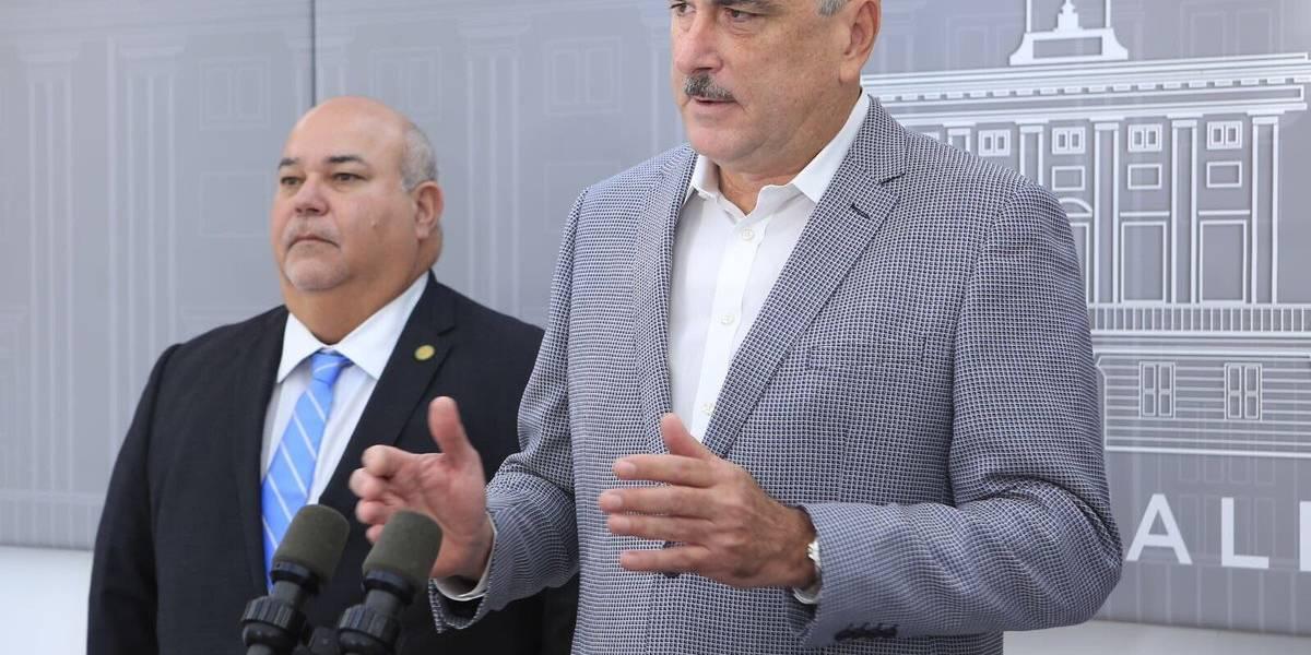 Rivera Schatz pide explicaciones a funcionarios de la rama ejecutiva en escándalo CEE