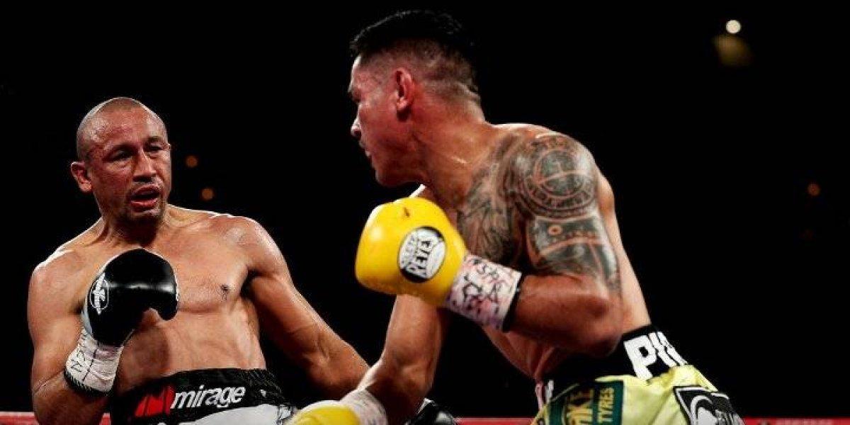 Salido anunció su retiro del boxeo tras derrota ante 'Micky' Román
