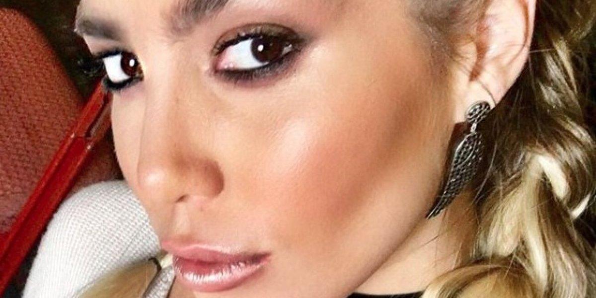 Hija de Alejandra Guzmán demuestra el sensual cambio de su cuerpo desde que se ejercita