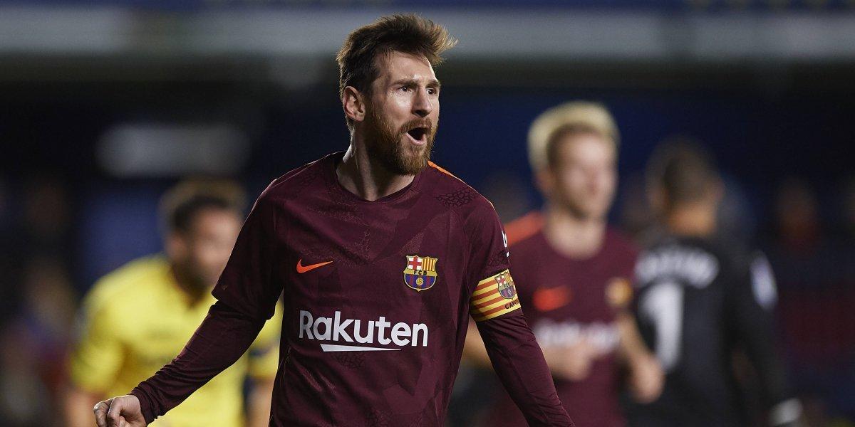 Barcelona mantiene ventaja en la cima de la Liga española