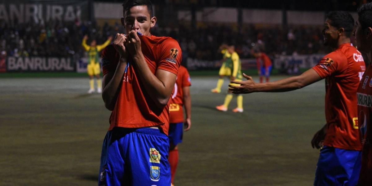 Municipal golea a Petapa y accede a la gran final ante Antigua