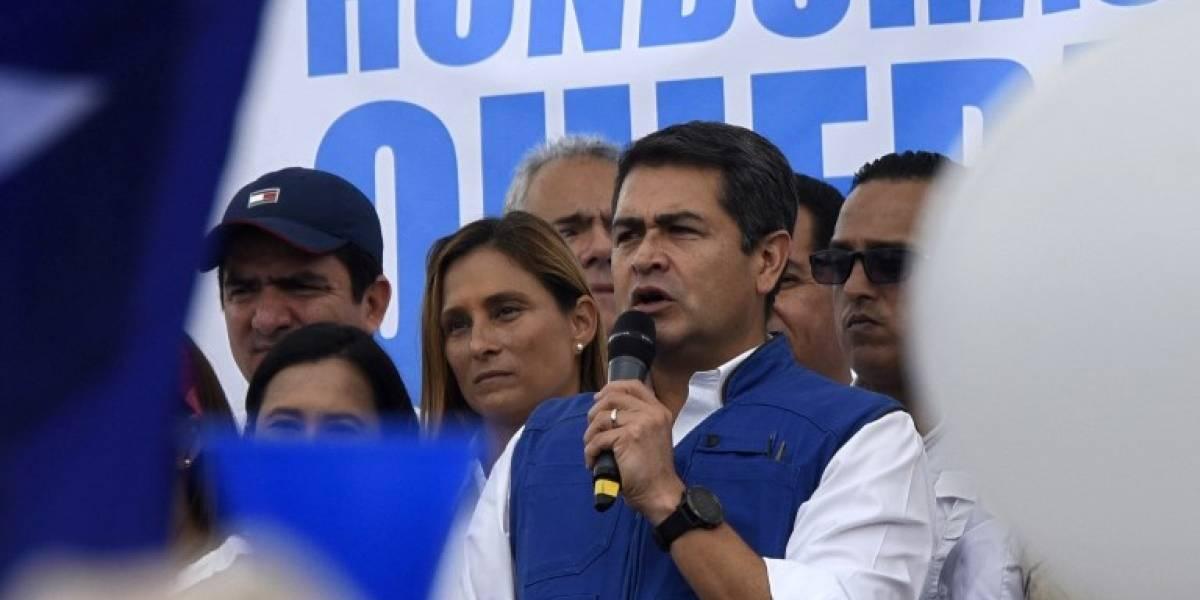 Presidente hondureño mantiene ventaja tras recuento parcial de votos