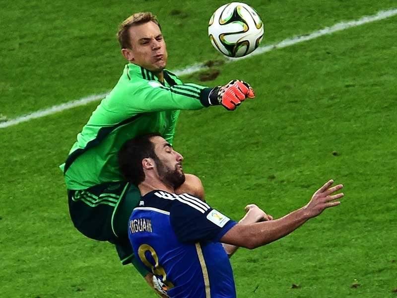Neuer tuvo una recaída en septiembre.