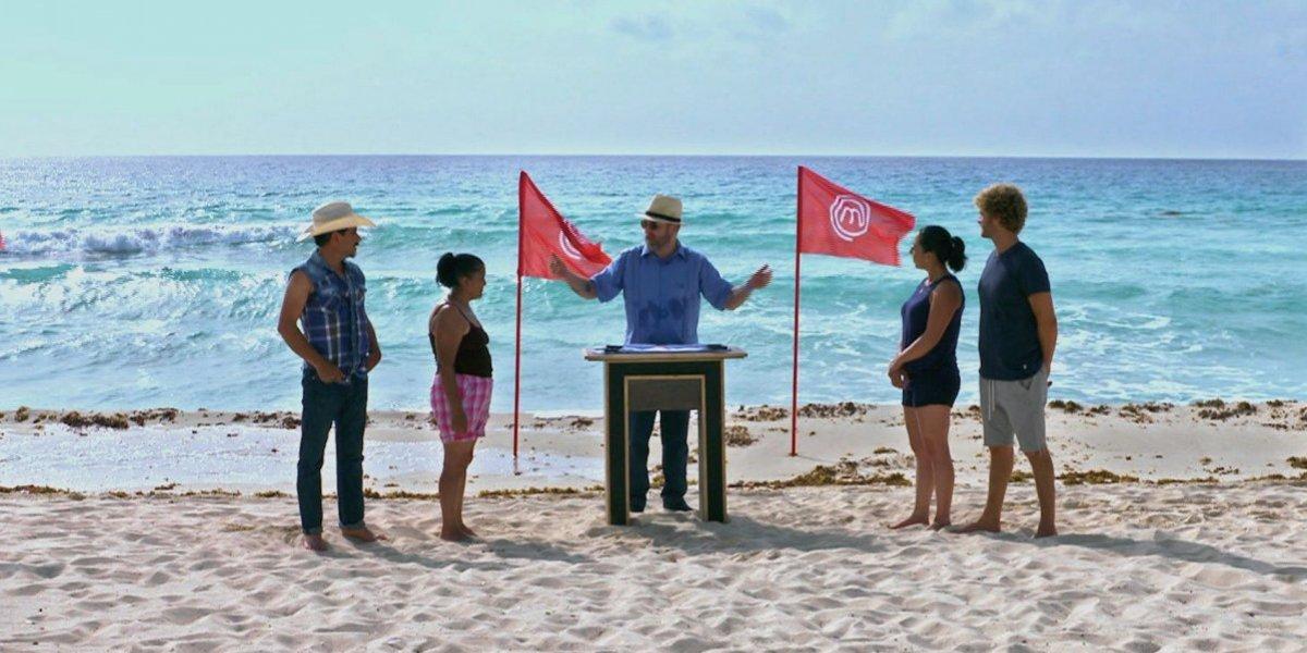 MasterChef presentará semifinal en playas del Caribe