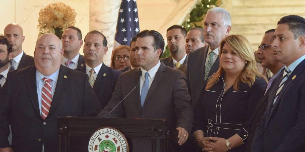 """Rosselló: """"Puerto Rico necesita ser considerado de manera equitativa a los demás estados de la nación"""""""