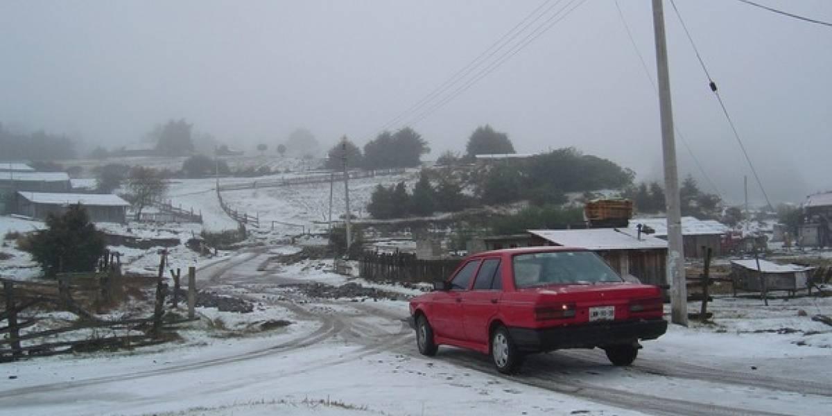 Nevadas y frío intenso para esta noche en siete estados del país