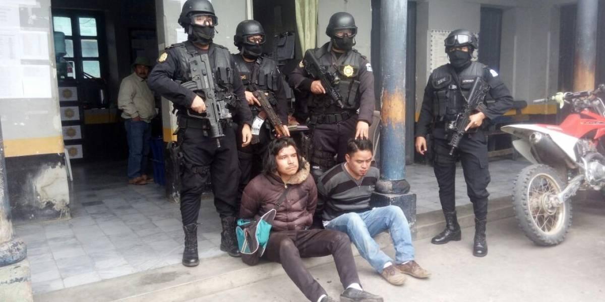 Secuestran, cobran Q25 mil y querían más para Año Nuevo