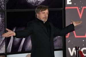 """Estreno en Hollywood de """"Star Wars: The Last Jedi"""""""