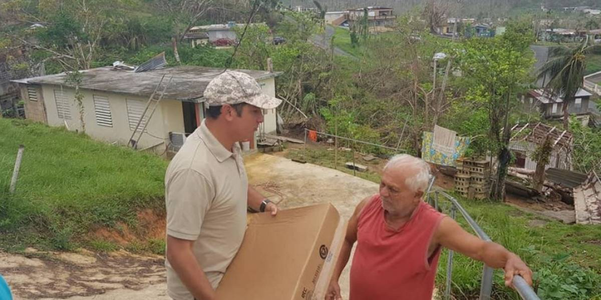 Toa Alta realiza malabares para recoger los escombros
