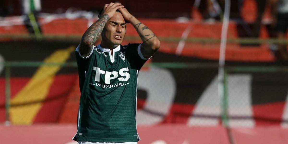 Wanderers no tuvo fuego ante Palestino y tendrá que jugar la promoción