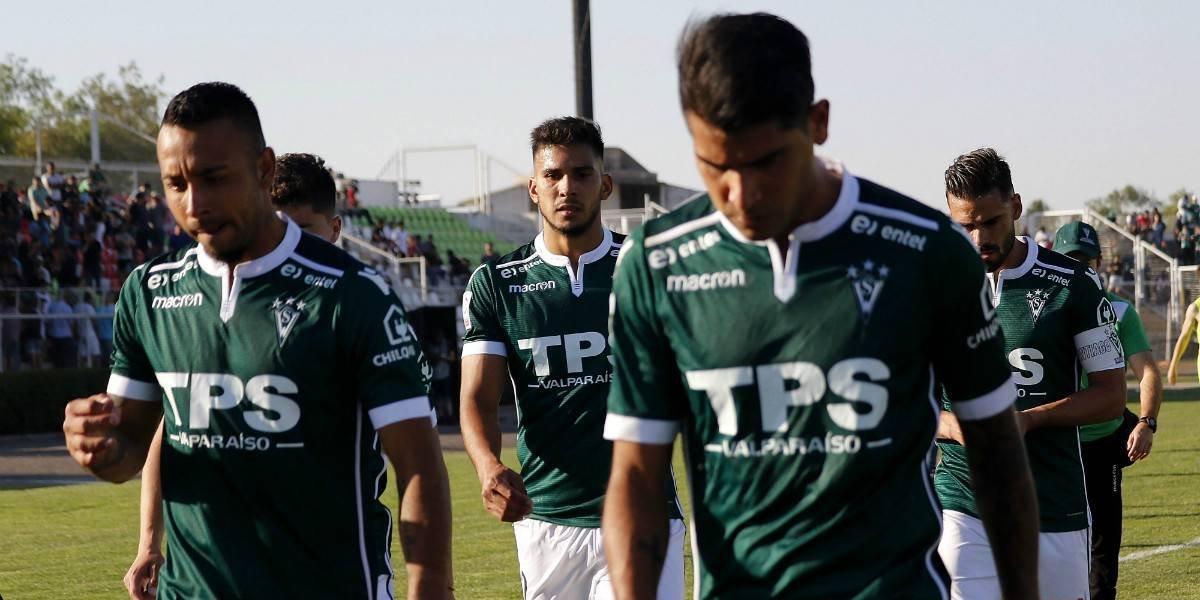 En Libertadores y en la B: la lista a la que Wanderers se unió de forma increíble