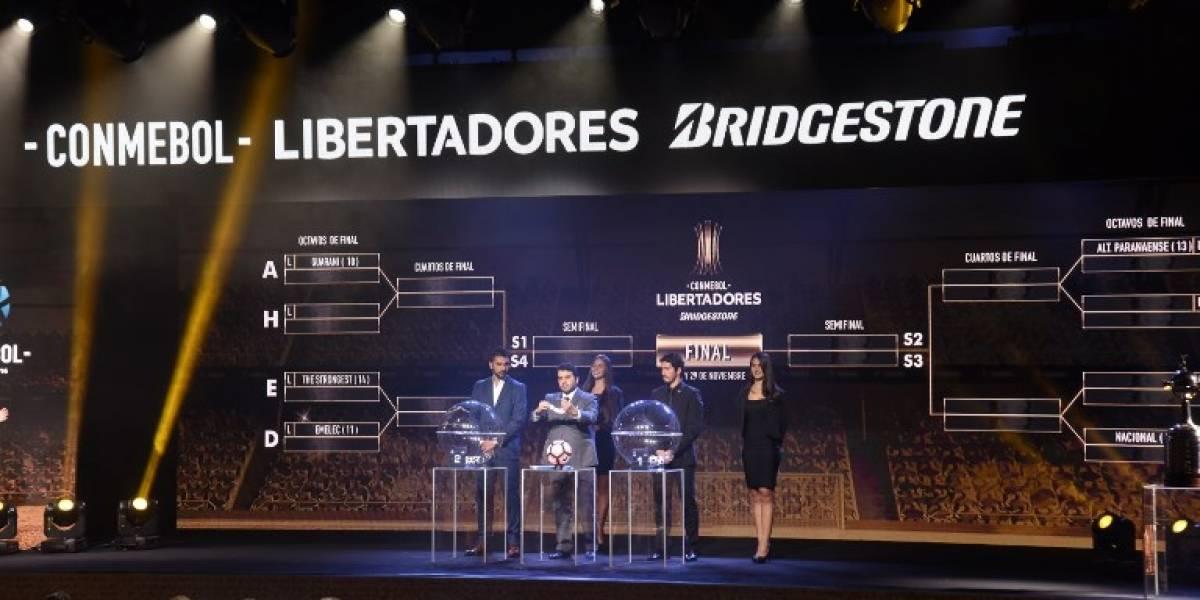 El escenario y panorama de los clubes clasificados a la Copa Libertadores 2018