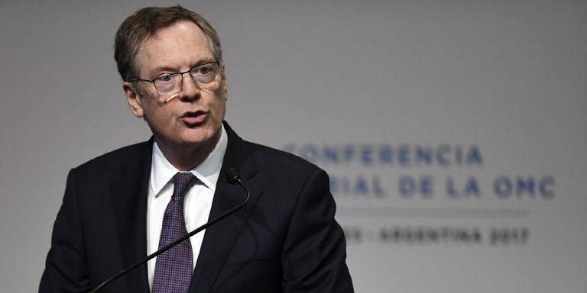 ¿Se retirará también? Estados Unidos cuestionó a la OMC en Argentina