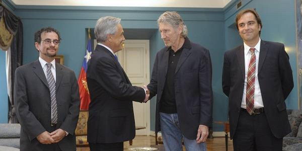 Roger Waters confirma concierto en Chile el 2018