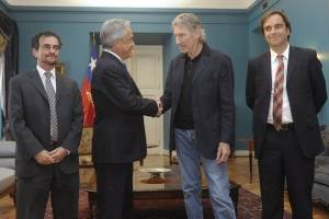 El misilazo de Roger Waters a Piñera: