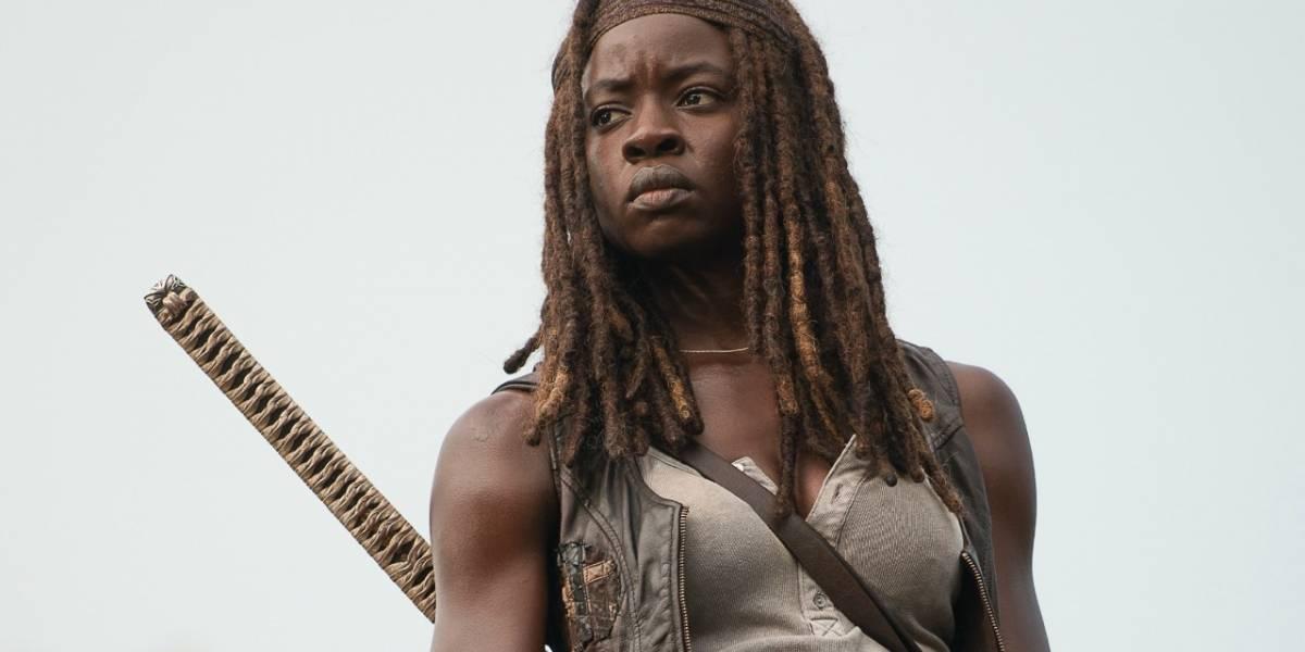 'Também tenho espírito lutador', diz Danai Gurira, de The Walking Dead