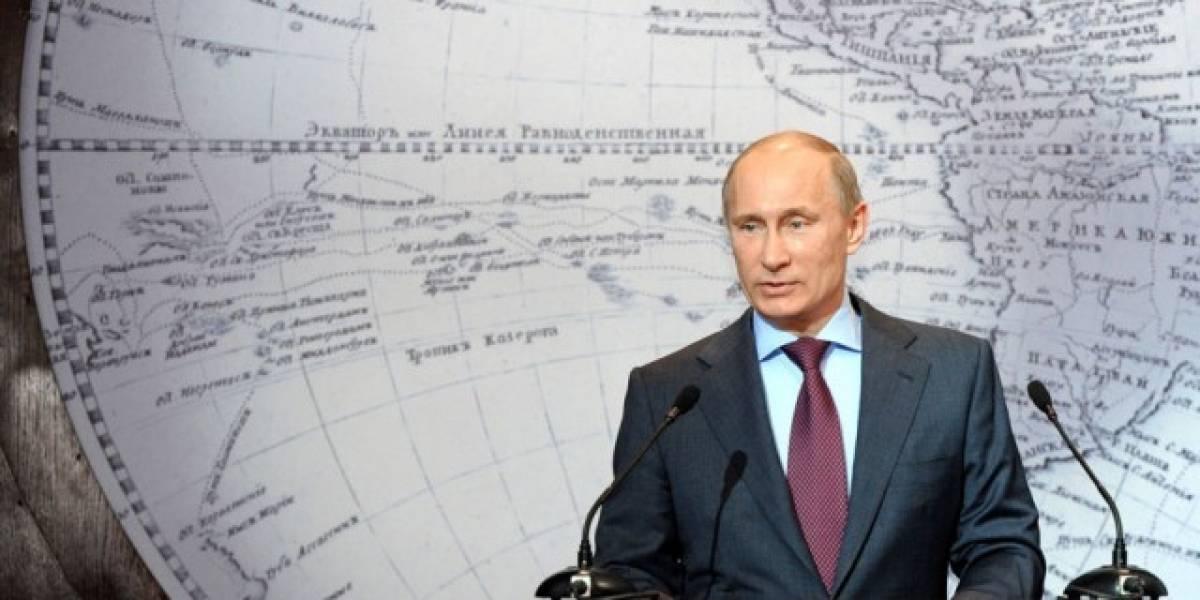 Putin realiza visita sorpresa a Siria y ordena la retirada de parte de las tropas rusas del país