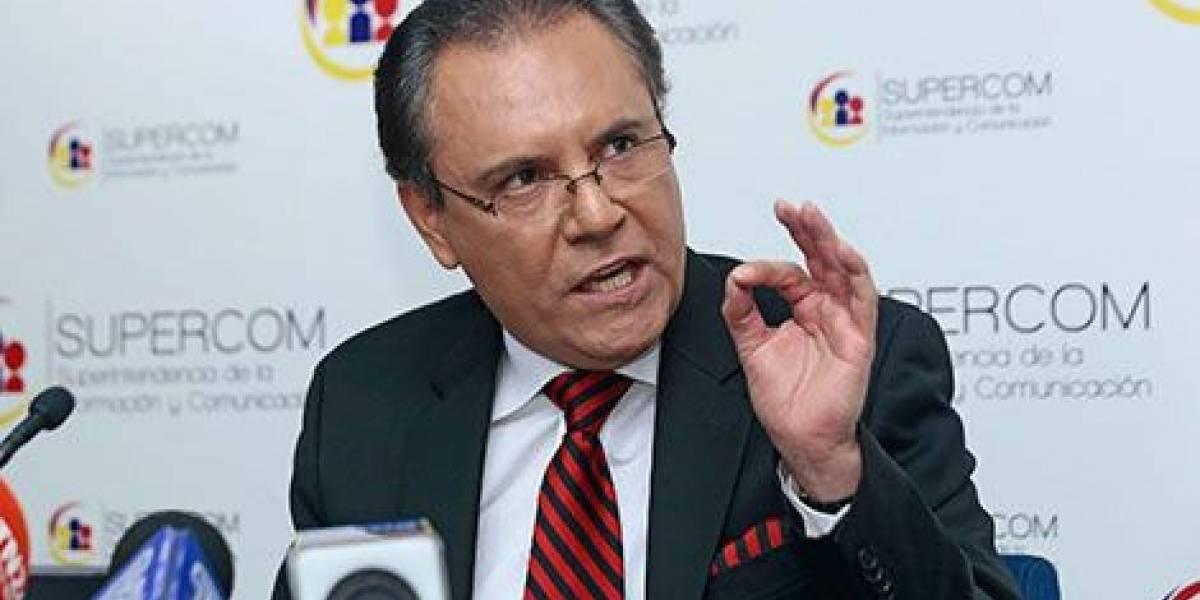 Carlos Ochoa dice que no formó parte del Gobierno de Rafael Correa