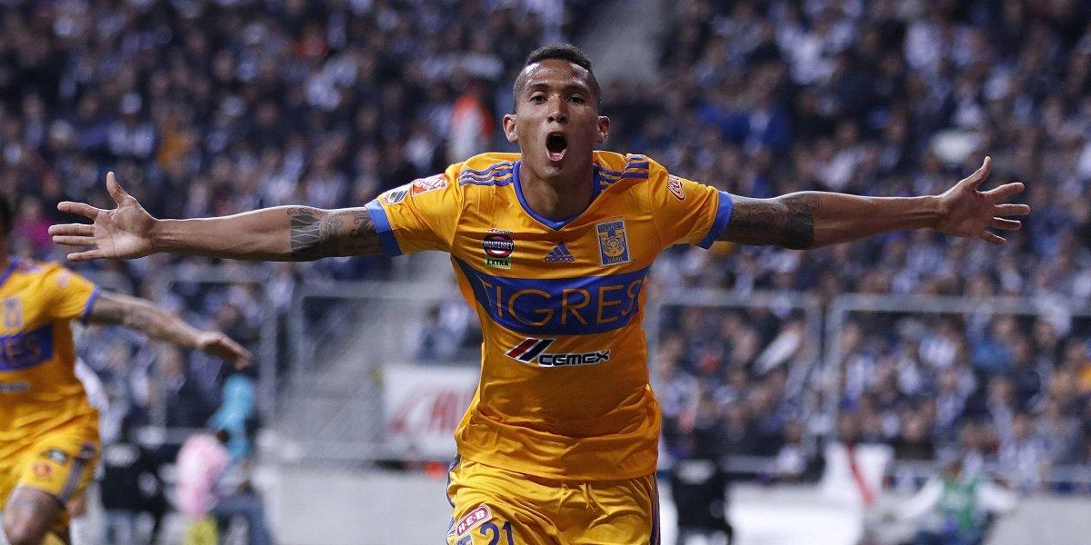 Francisco Meza le dio el título mexicano a Tigres sobre Rayados de Monterrey