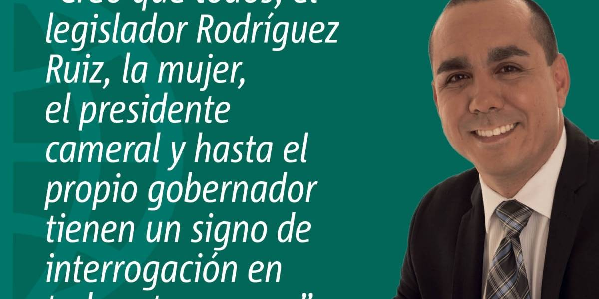 Ramón Rodríguez Ruiz: Héctor O'neill 2