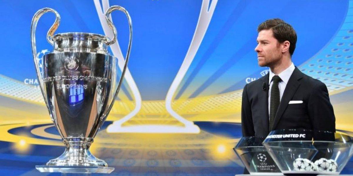 Así ha quedado el sorteo de los octavos de final de la Liga de Campeones de Europa