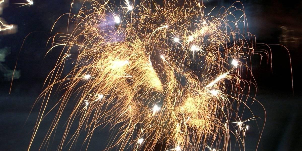 Vai soltar fogos de artifício na virada? Então fique atento aos cuidados para evitar acidentes
