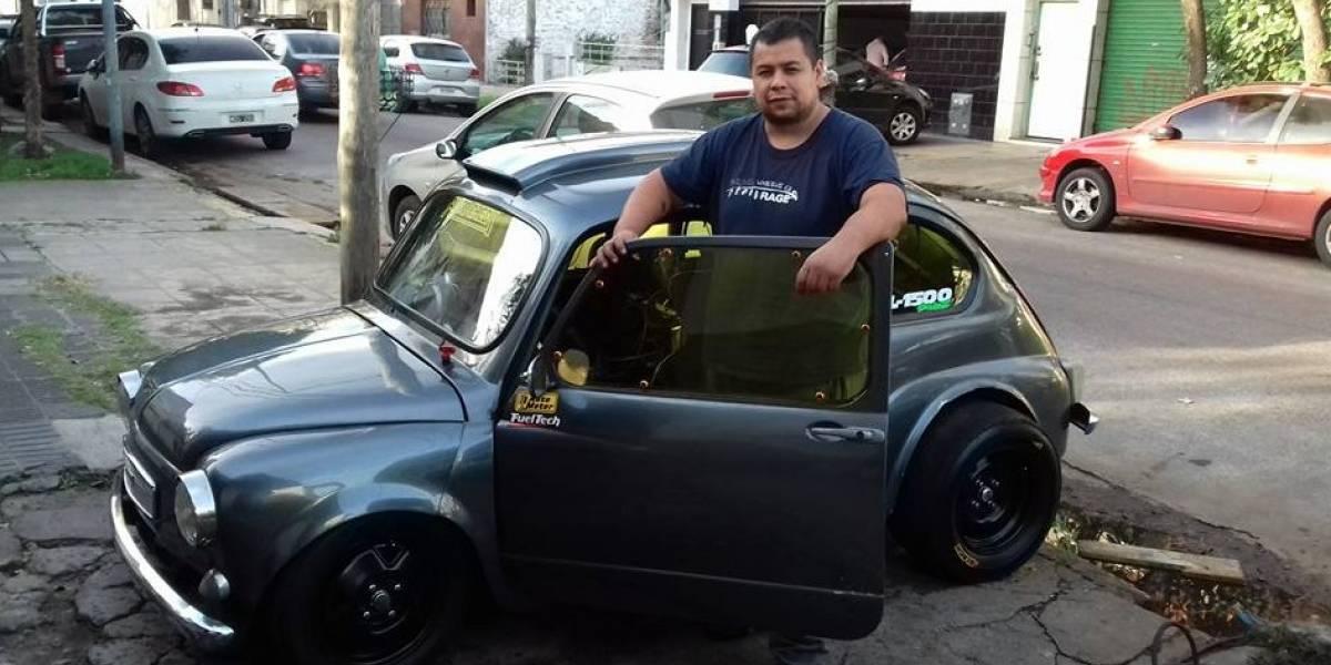 """""""Te arrebataron la vida"""": Luchaba contra el cáncer pero ladrones lo asesinaron aún cuando había entregado sin resistencia su moto"""
