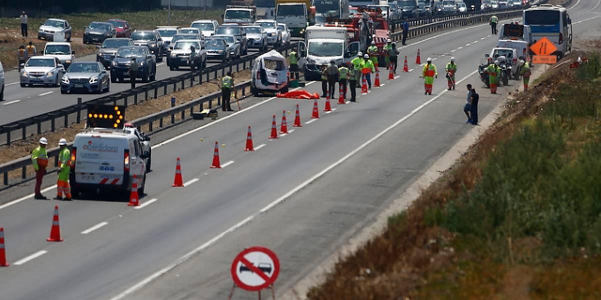 Balance del fin de semana largo: 19 muertos en accidentes en las carreteras del país
