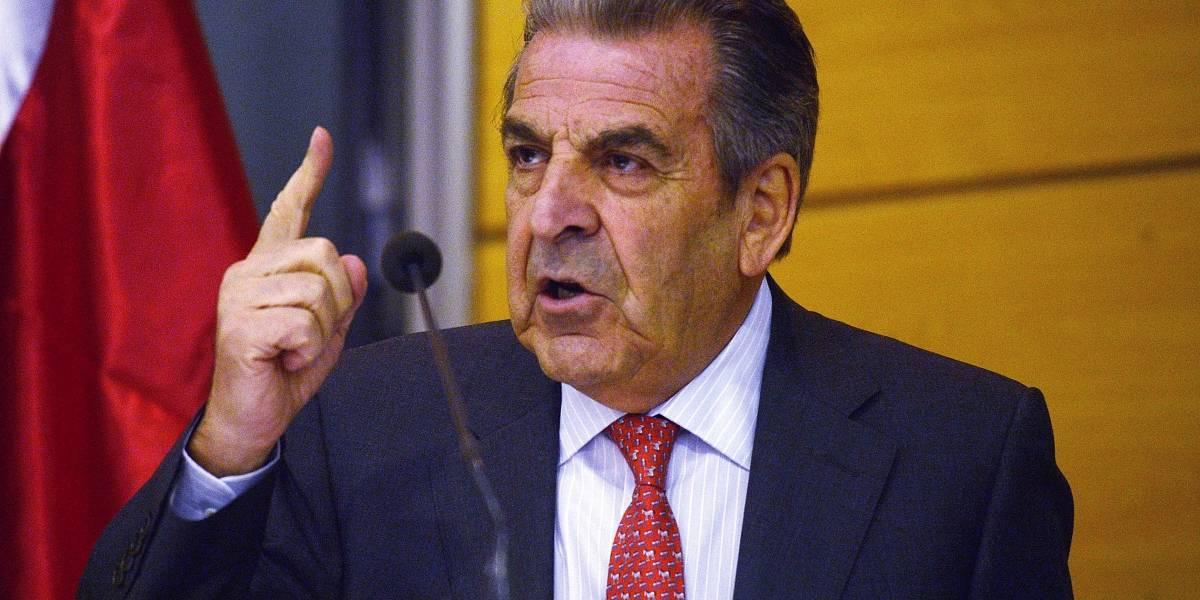 Ex Presidente Eduardo Frei Ruiz-Tagle fue operado en la Clínica Alemana