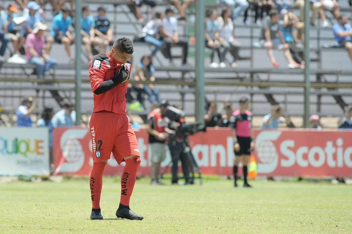 Iquique lamentó 10 derrotas / imagen: Agencia UNO